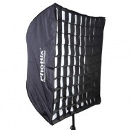 Phottix Easy-UP Softbox 90x90cm mit Grid System