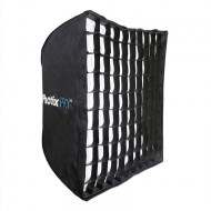 Studio Softbox Phottix Easy-UP mit Grid 90 - 90cm