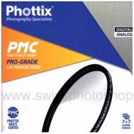 UV Filter Phottix PMC Pro-grade Protection Multi Coated 7 layers